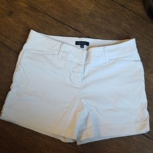 Size 10 White The Limited Dressy Shorts